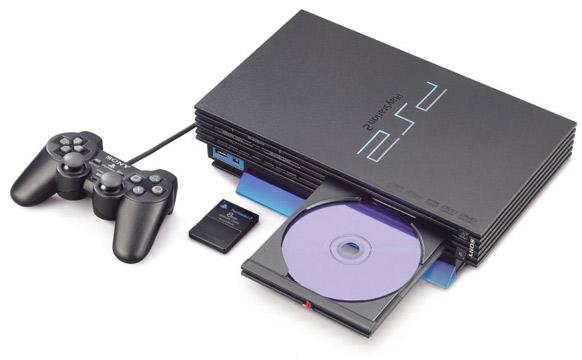 Игровая консоль Sony PlayStation 2 (PS2)