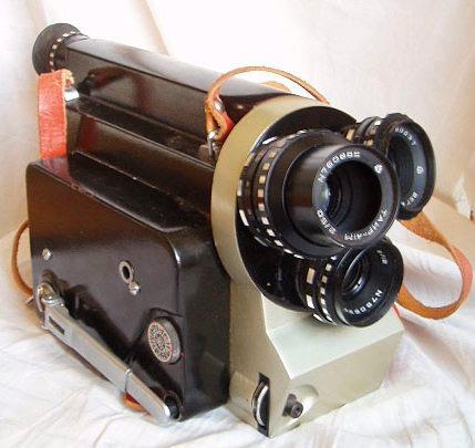 Видеокамеры для любительской съемки