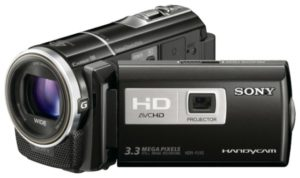 Видеокамера Sony HDR-PJ10E